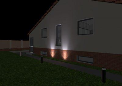Projekty osvetlenia_RD_Veľká čausa_ext_