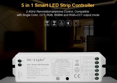 LED ovládanie_