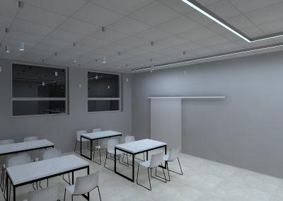 Projekty osvetlenia_NESTLE canteen_I._