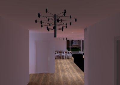 Projekty osvetlenia_RD_Dolné Vestenice_